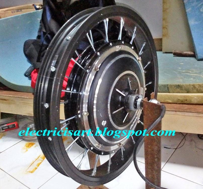 motor 350W