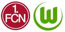 FC Nürnberg - VfL Wolfsburg