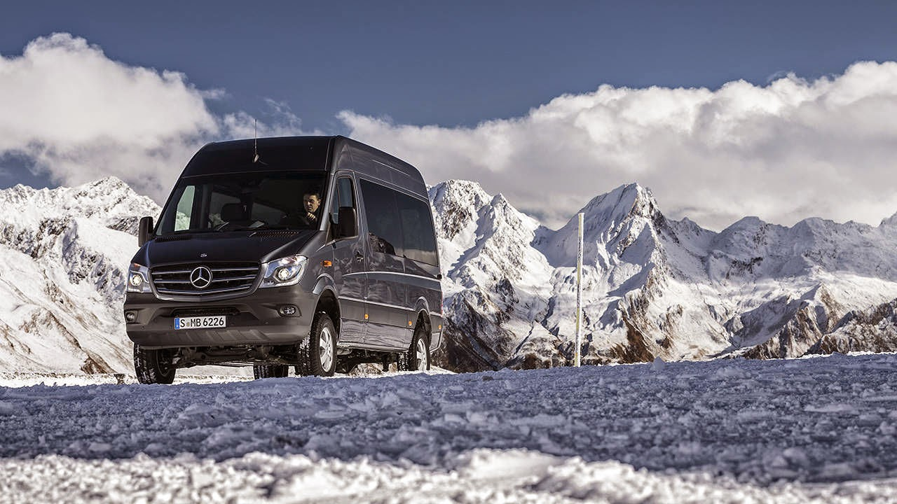 Mercedes Benz Sprinter Van Improvements For 2015 Featured On Expedition Portal