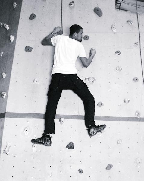 j.cole climbing