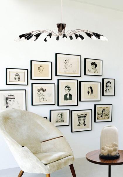 Norah Pendelleuchte von DELIGHTFULL - perfektes Mid-Century Design