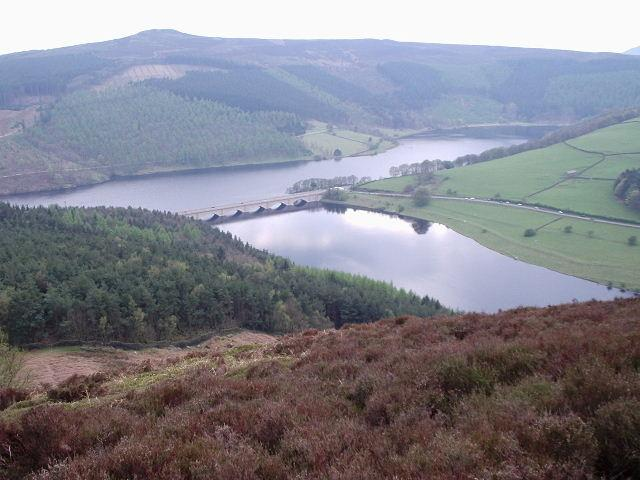 Ladybower reservoir open for fishing peak district online for Peak fishing times for today