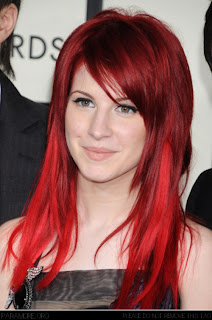 Hayley Nichole Williams vokalis Paramore