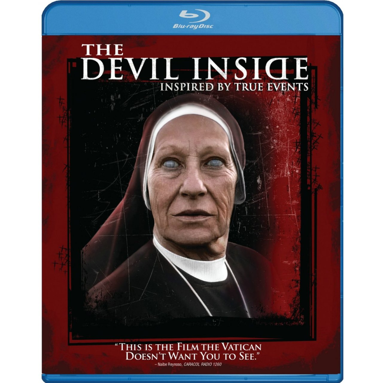 The Devil Inside in Bluray