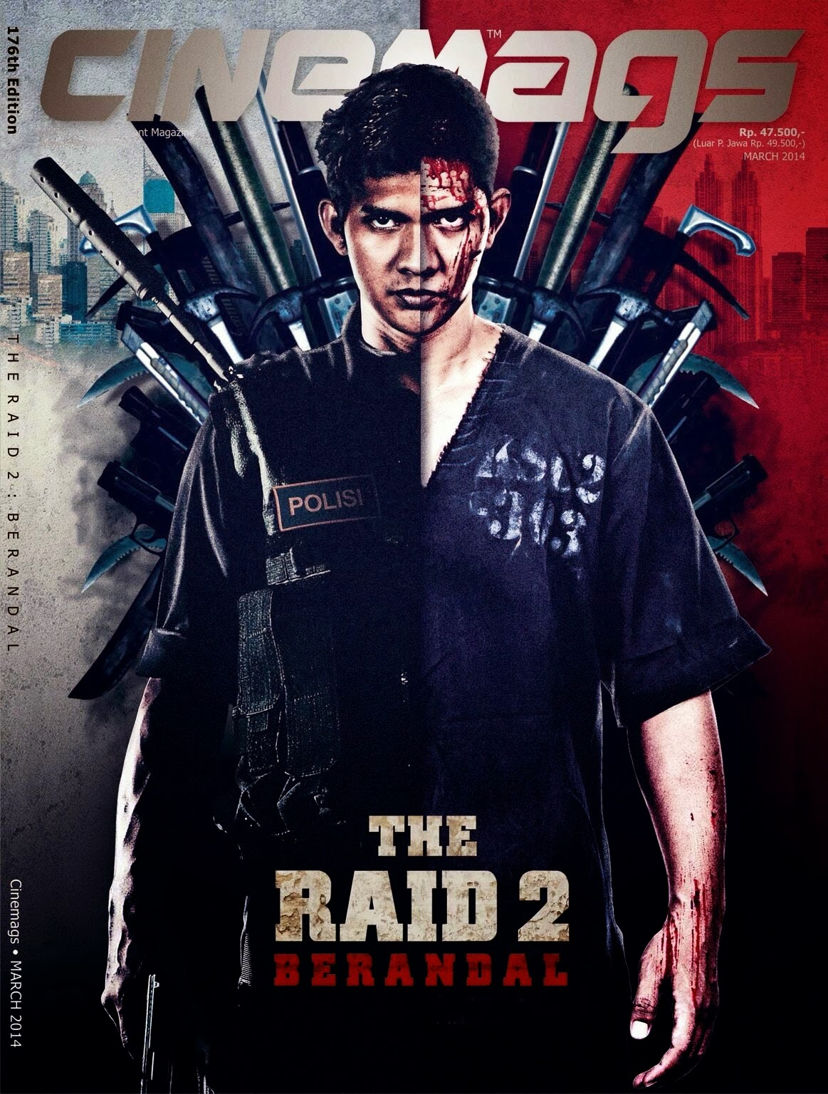 The Raid 2: Berandal 2014
