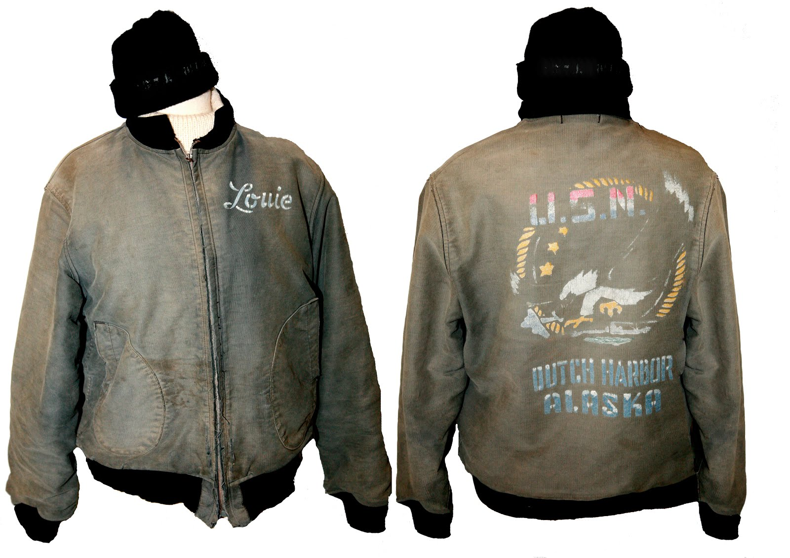 USN DECK JACKET