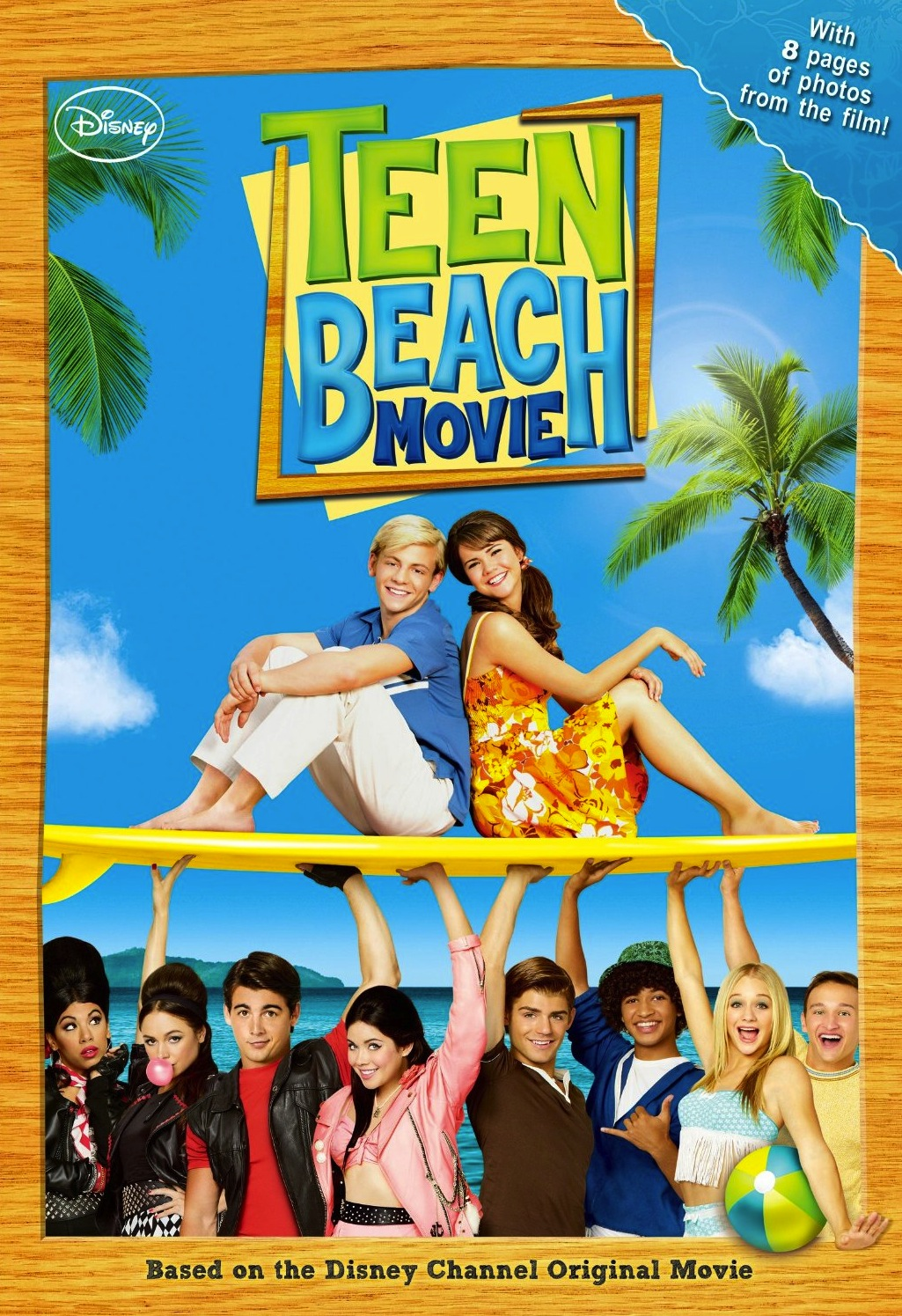 Original Movie, Teen Beach Movie is set to premiere on July 19, 2013