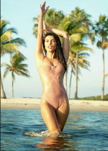 Actress Priyanka Chopra Bikini Photos