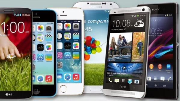 kumpulan smartphone