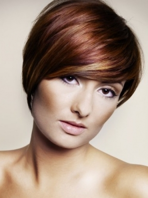 New Short Hairstyles 2013