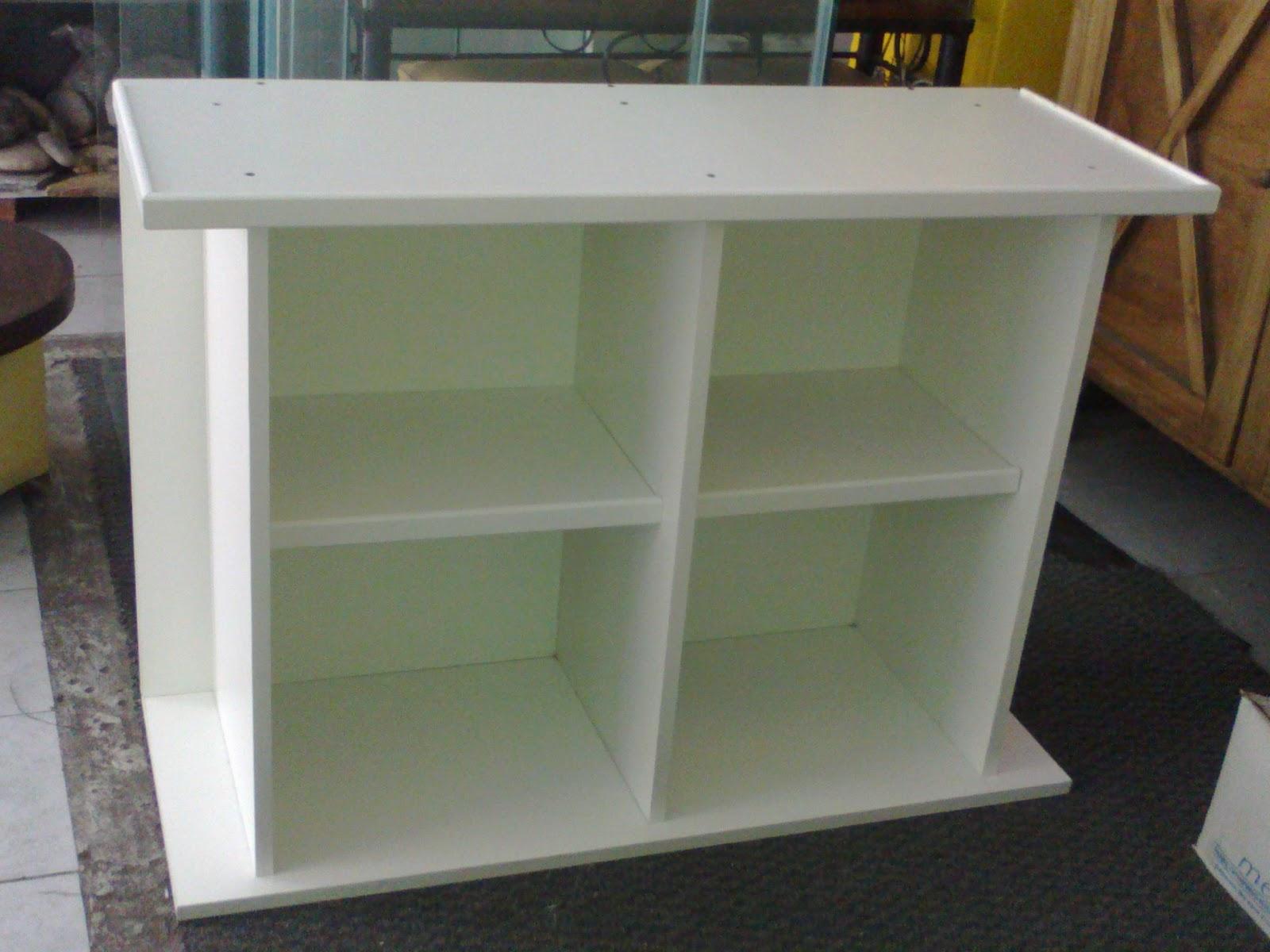 mesas y muebles para peceras