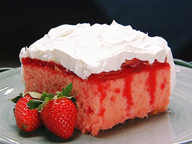 Strawberry Champagne Cake Filling Recipe