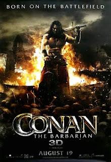 Filme Poster  Conan, O Bárbaro TS XviD & RMVB Legendado