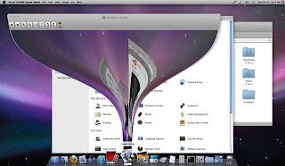 ubuntu con apariencia de Mac OS X