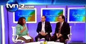 Entrevista TVN Panamá
