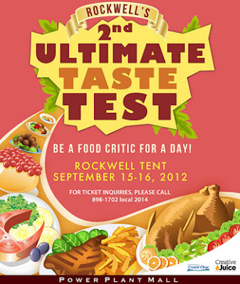 Rockwell's 2nd Ultimate Taste Test