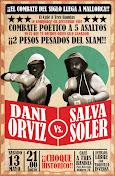 PALMA DE MALLORCA, 13 DE MAYO: ORVIZ VS. SOLER