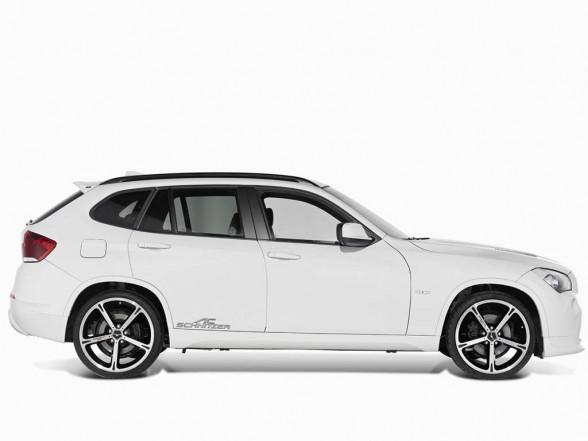 BMW X1 AC Schitzer Sport Utility Car Models_MyClipta