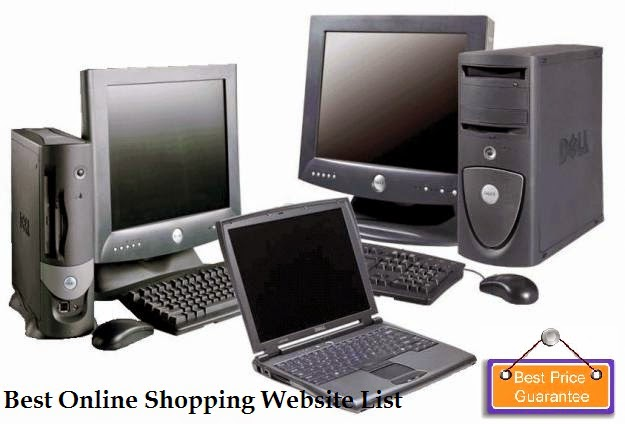 Best Online Shopping Websites Laptops And Computers, Deals in Laptops And Computers, List of Online Shopping Sites in Laptops And Computers,