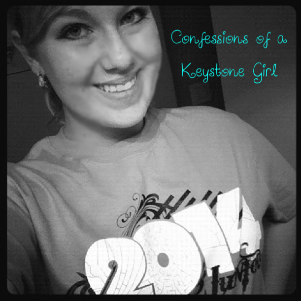 Confessions of a Keystone Girl