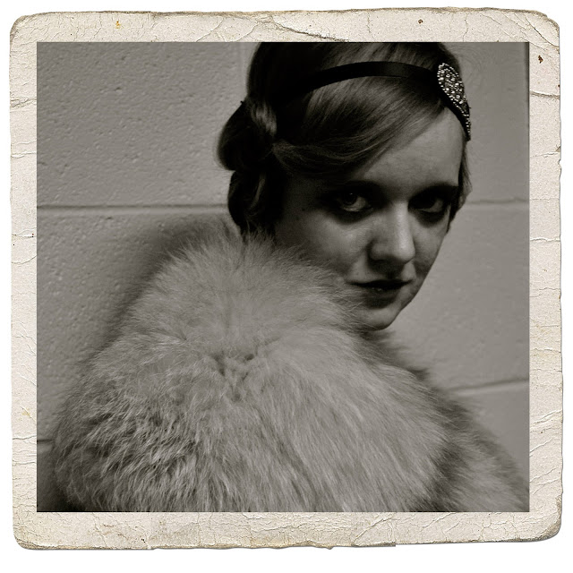 Flashback Summer: Couture Allure Costume Contest Entry, 1920s photo shoot, outfit