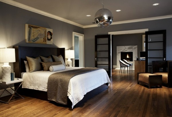 Grey Master Bedroom Paint Color Ideas 600 x 410