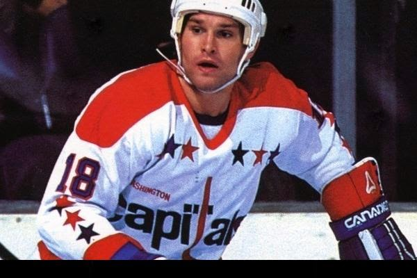 Winger Craig Laughlin proved the surprise of the trade (Book Pg. 233)