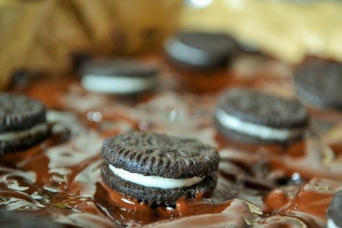 oreo chocolate tiffin