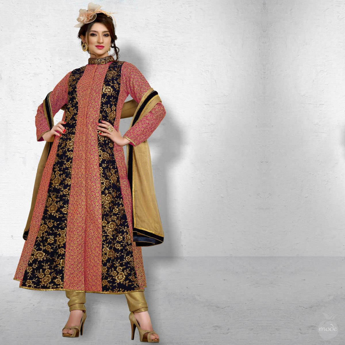 SHERWANI SUITS FOR WOMEN - ETHNIC WEAR IN DELHI