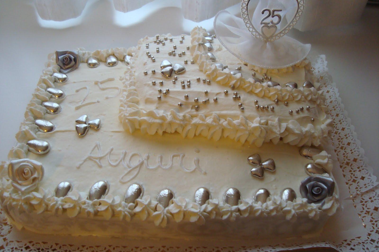 La mia amata cucina aprile 2012 for 25 anni matrimonio