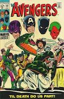 Avengers #60 cover