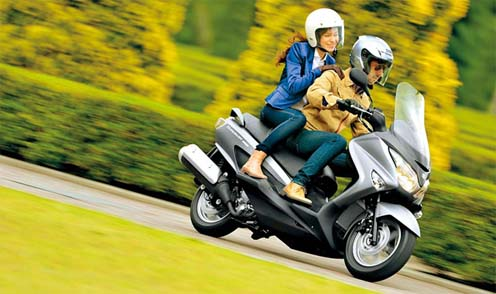 Suzuki Burgman 200 Specs and Pricing