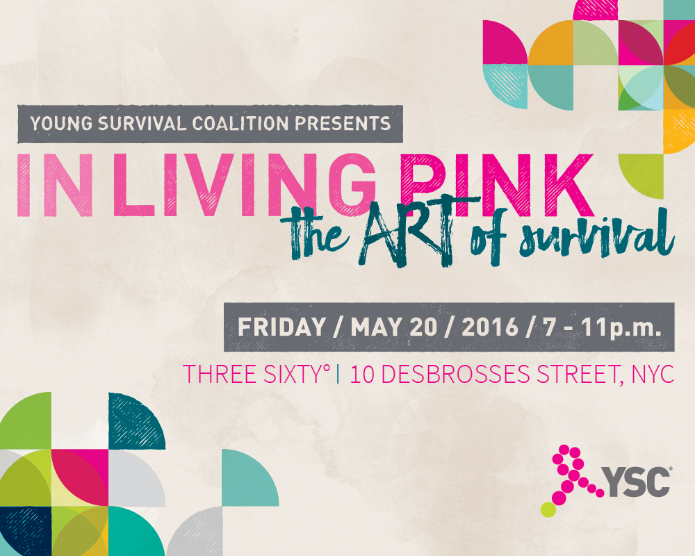 In Living Pink Gala on May 20th, 2016