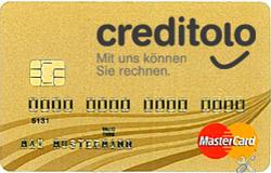 Creditolo Kreditkarte