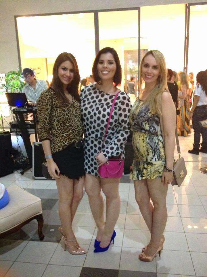 Com a blogueira Ceicinha