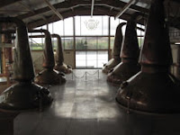 the stillroom at glenlivet