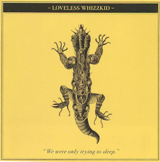 Ecco l'album di debutto dei Loveless Whizzkid