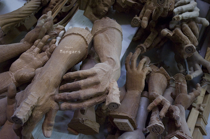 Federico mongars talla en madera - Cocinas en arganda del rey ...