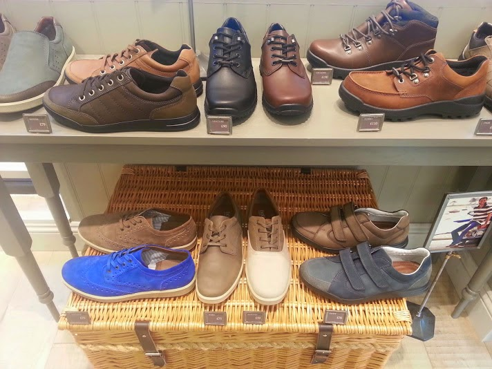 Hotter Shoes Range for Summer 2014 - mens