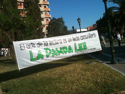 En marzo, La Pampa lee: literatura y memoria.