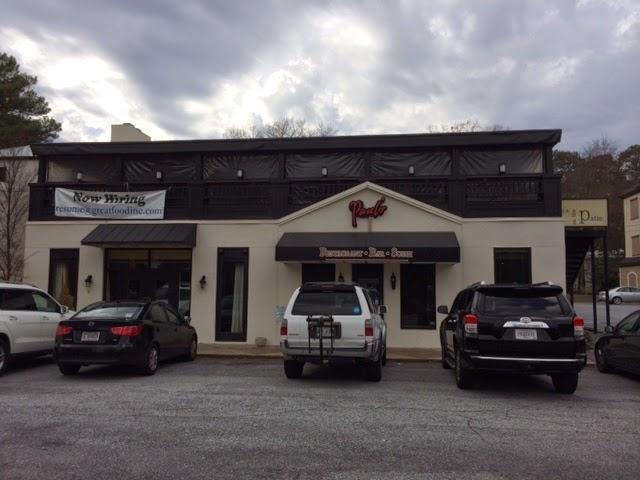 Paul S Restaurant Social Vinings Listed For Chef Reportedly Retiring