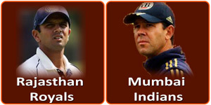 आइपीएल 6 का छाछठवां मैच Wankhede Stadium, Mumbai में होने जा रहा है।