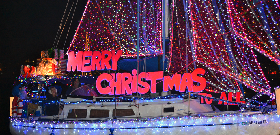 Image result for merry christmas boats