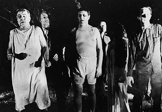 zombies, zombie movie, walking dead, toga zombie, george a romero