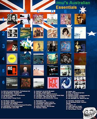 Essential Australian Music