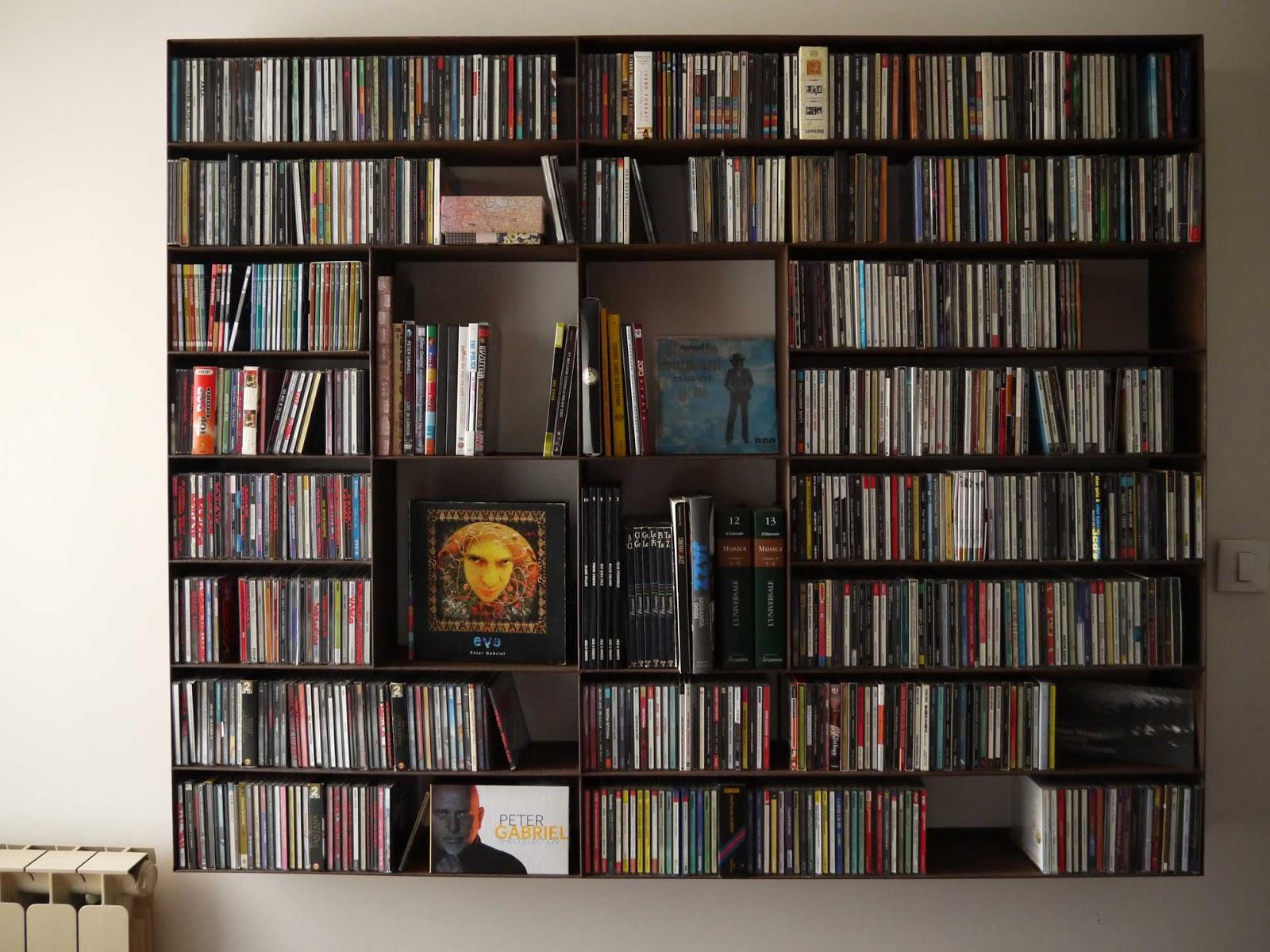 Mainardicarpentieri fabbriavenezia oggettistica - Mobile porta cd ...