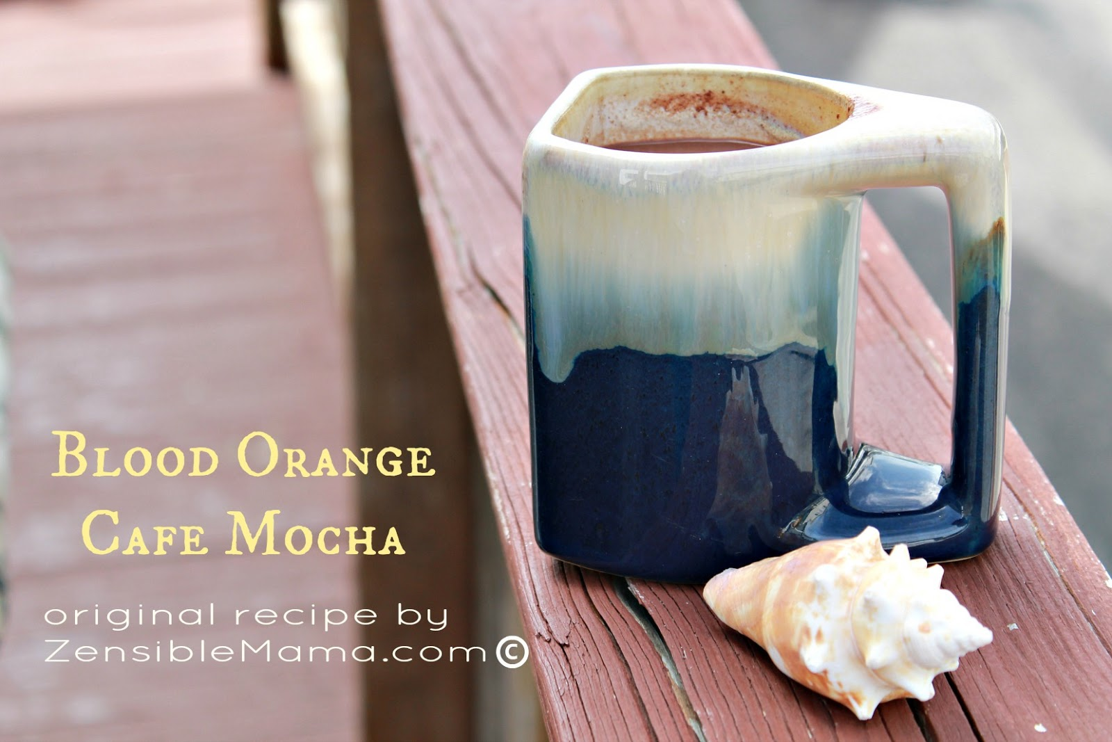 WELCOME WINTER with Our Yummy Original COFFEE RECIPES. You'll Love Them - Promise!