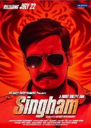 Chàng cảnh sát Singham Vietsub - Singham (2011) Vietsub