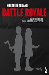 battle royale top 5 lecturas