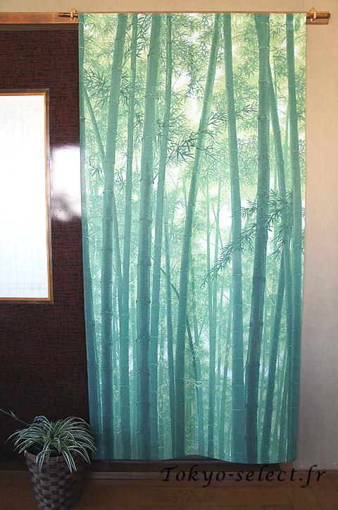 tokyo select blog norens rideaux japonais. Black Bedroom Furniture Sets. Home Design Ideas
